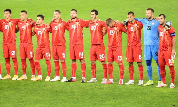 Греция требует сменить форму сборной Македонии на Евро-2020
