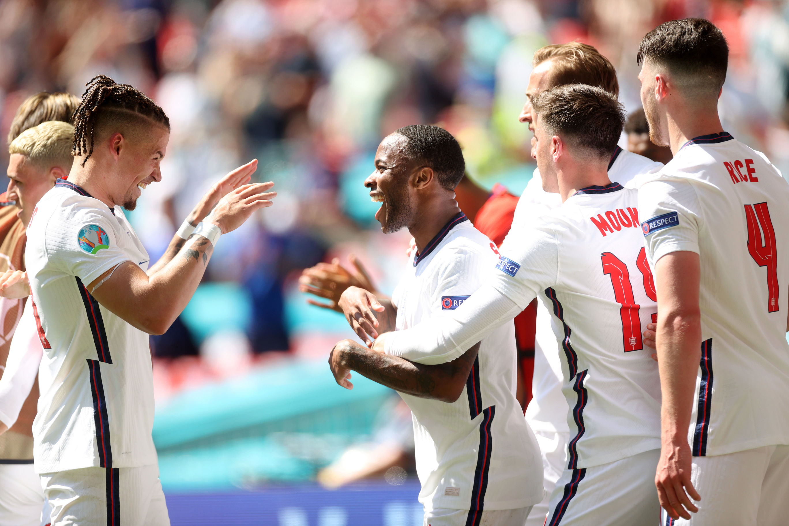 Англия - Хорватия 1:0.  Прагматично - изображение 1