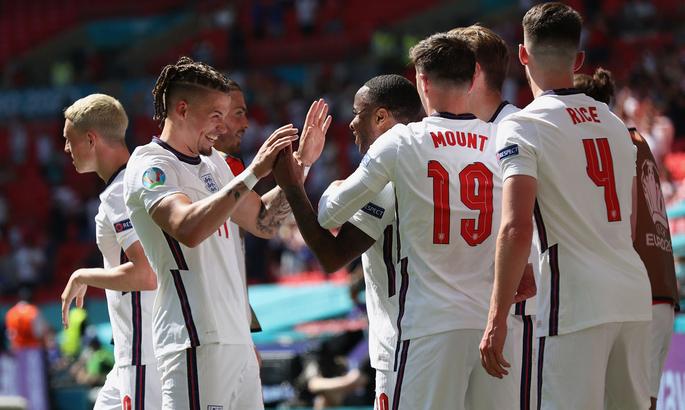 Англія - Хорватія 1:0. Огляд матчу і відео голу