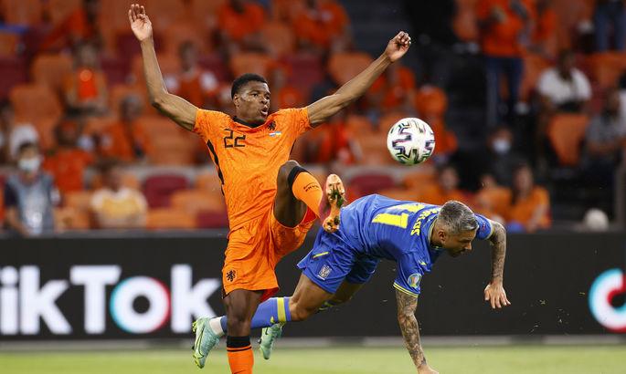 Евро-2020. Нидерланды – Украина 3:2. Пятиминутного вдохновения мало - нужно расширять плейлист