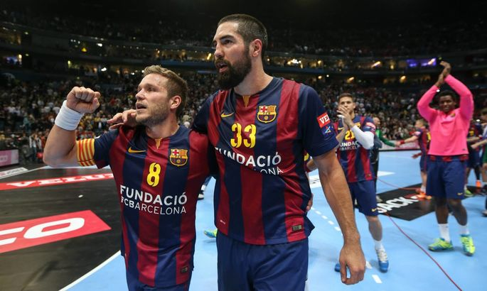 Гандбол. Барселона десятый раз побеждает в Лиге Чемпионов
