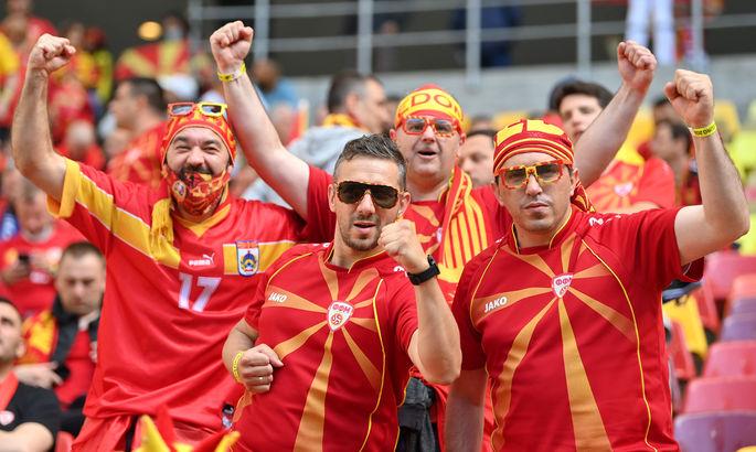 Триллер с участием Украины, история македонцев, скандал с BLM. Лучшие кадры Евро-2020 за 13 июня - изображение 5