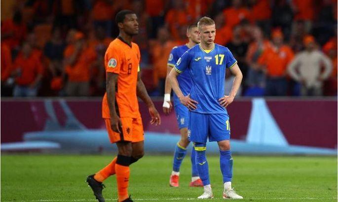 Зинченко - о 2:3 с Нидерландами: Больно пропускать на последних минутах, но это футбол