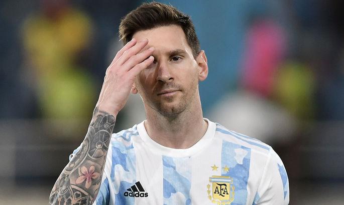 Мессі: Збірна Аргентини ніколи не залежала від мене. Титул із альбіселесте – це моя велика мрія