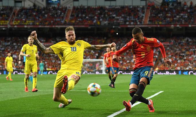Испания - Швеция. Анонс и прогноз матча Евро на 14.06.2021