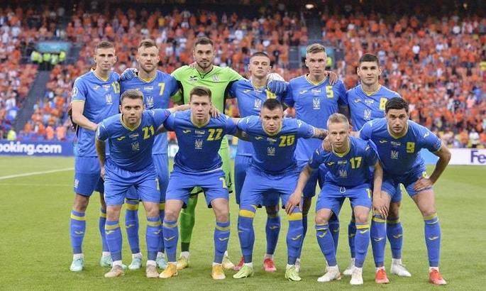 Павелко: Настоящий мужской характер – это о каждом футболисте Украины, который вышел на поле