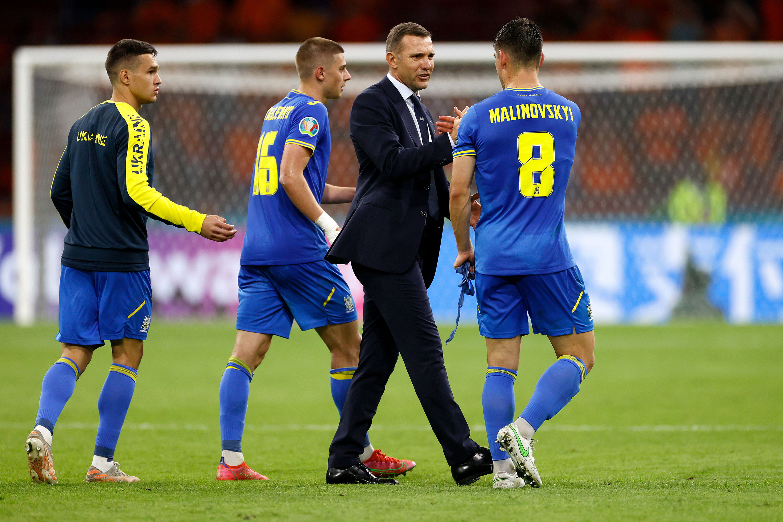 Нидерланды - Украина. Выход Шапаренко изменил игру к лучшему. Плохо, что такая опция усиления была одна - изображение 6