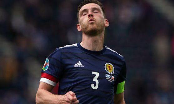 Игрок сборной Шотландии создал наибольшее количество моментов в одной игре Евро-2020