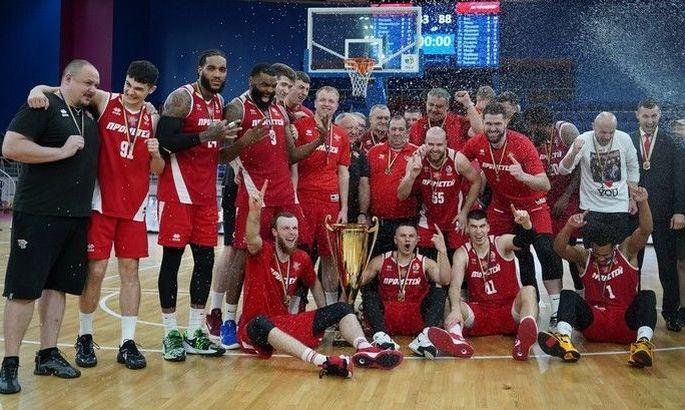 Прометей впервые в истории стал чемпионом Украины по баскетболу