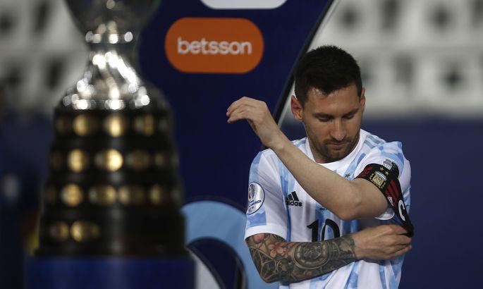 Замкнене коло збірної Аргентини