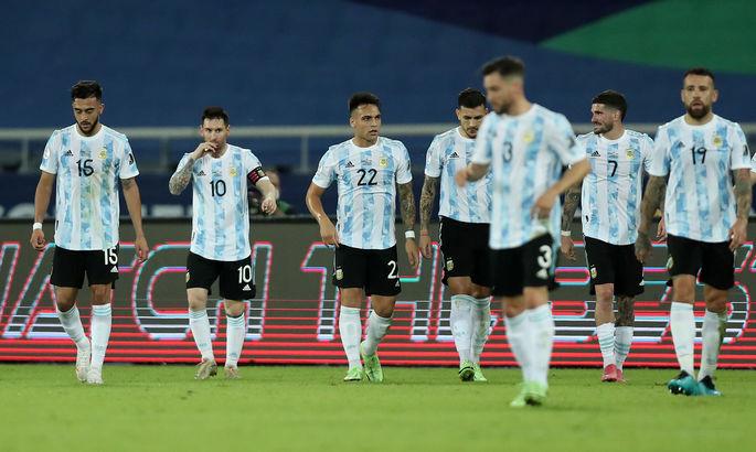 Замкнене коло збірної Аргентини - изображение 2