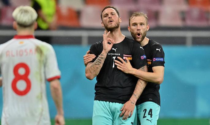 УЕФА открыл дисциплинарное дело против форварда сборной Австрии из-за расизма