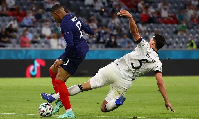 Франция –Германия 1:0. Чемпионский рецепт от Дешама – сухой прагматизм