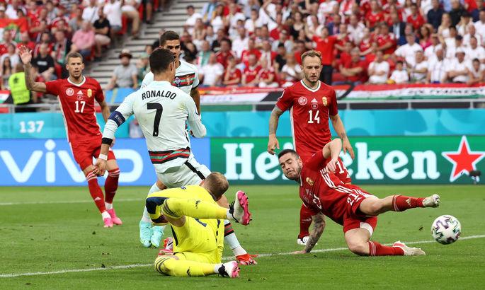 Франція переграла Німеччину, а Роналду побив два рекорди Євро. Головні новини за 15 червня