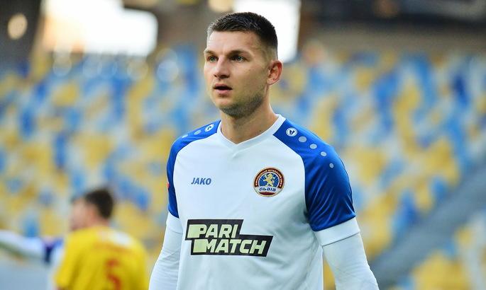 Львов объявил о расставании с игроком сборной Литвы