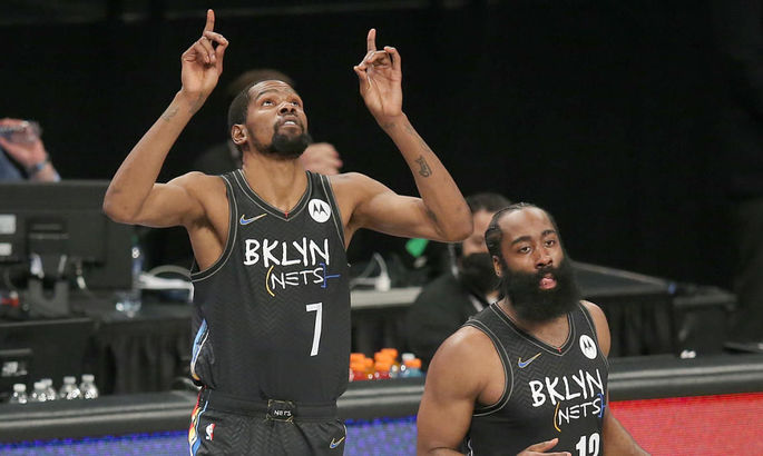 Баскетболист Дюрант – самый высокооплачиваемый спортсмен Олимпиады в Токио
