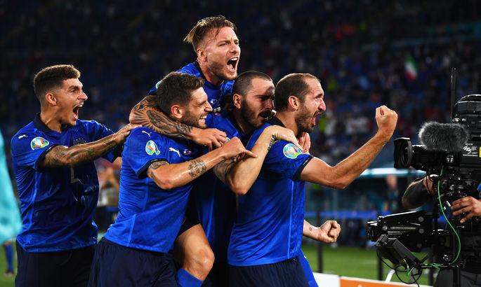 Капитан Италии вспомнил свое первое противостояние с Гарри Кейном в матче сборных