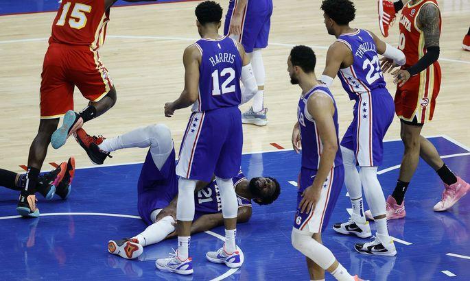 Команда НБА проиграла матч в плей-офф, имея 99,7% шансов на победу