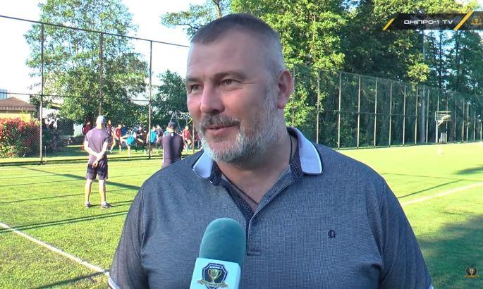Президент Дніпра-1: Завдання команди на сезон сформуємо після трансферів
