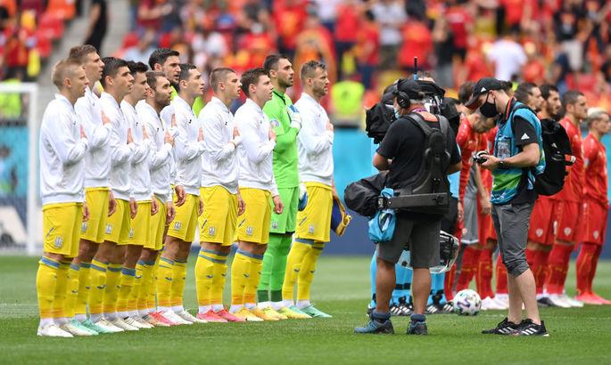 Настраждалися, але виграли. ФОТОрепортаж з матчу Україна - Північна Македонія