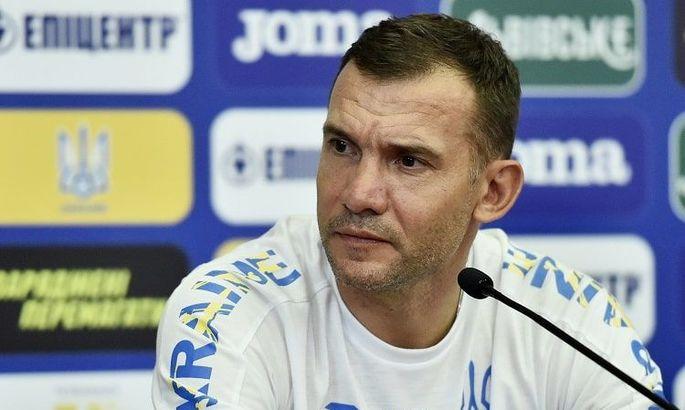 Шевченко: Все наши замены пошли на пользу