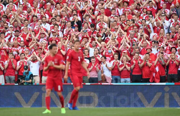 Данія і Бельгія домовились і призупинили матч на 10-ій хвилині - изображение 2