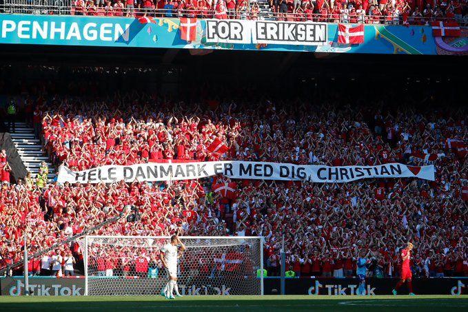 Данія і Бельгія домовились і призупинили матч на 10-ій хвилині - изображение 3