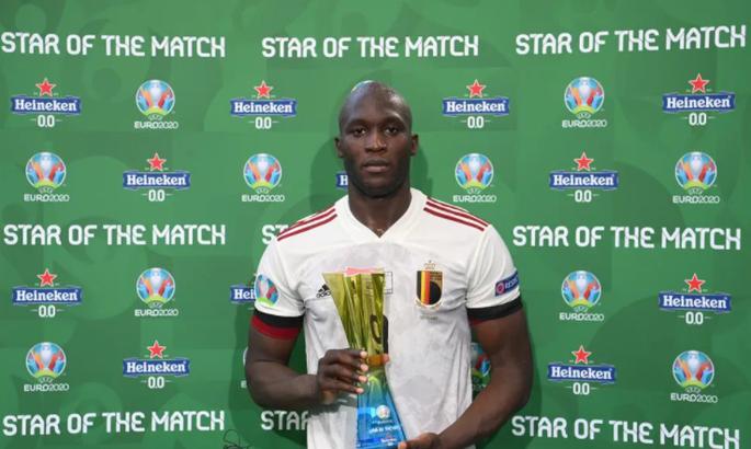 Назван лучший игрок матча Бельгия - Дания. Голов он не забивал