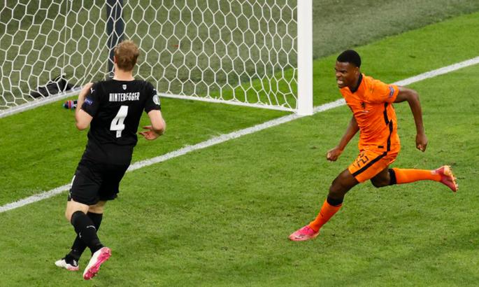 Нідерланди стали третьою командою, яка вийшла до плей-офф Євро-2020