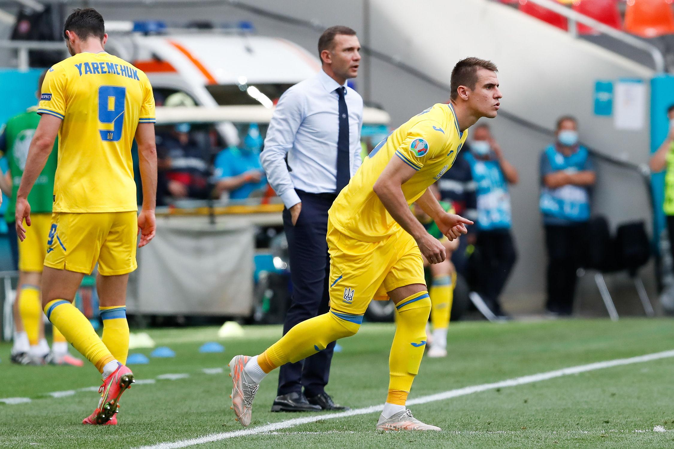 Герой футбольного дня. Роман Яремчук - изображение 2