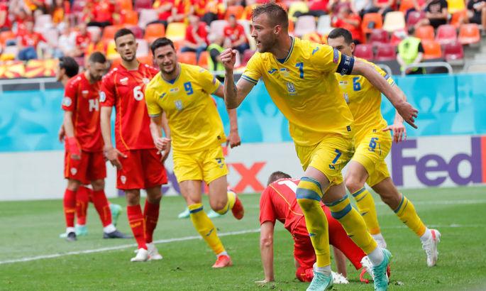 Андрей Тлумак: У всех есть радость от победы Украины, но полного удовлетворения от игры нет
