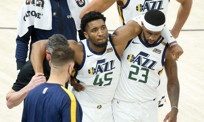 Травми суперзірок щодня міняють розклад сил в плей-офф НБА