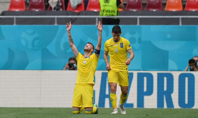 С Ярмоленко и Бэйлом в атаке. Символическая сборная 2-го тура Евро-2020