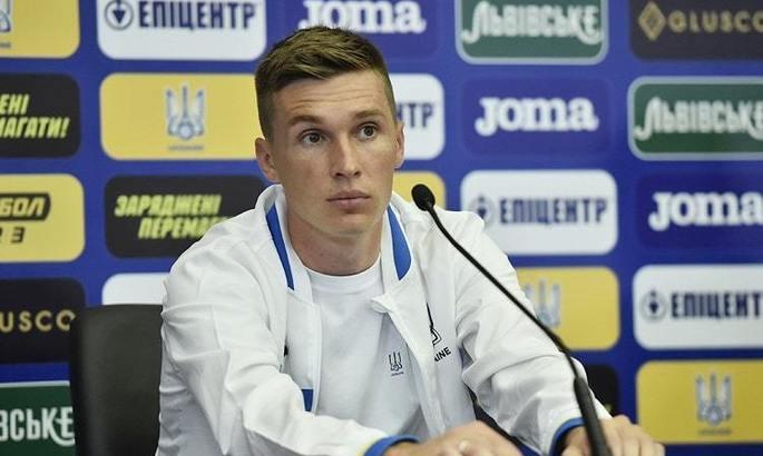 Сидорчук: Для сборной Украины замечательно, что Ярмоленко почувствовал уверенность