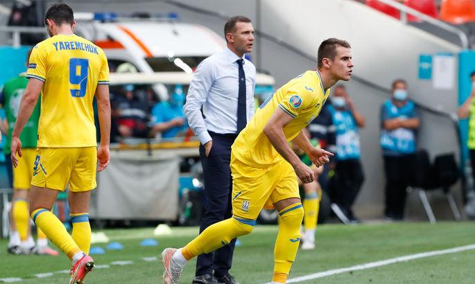 За двадцать минут пребывания на поле Артем Беседин допустил девять потерь мяча в матче с Северной Македонией
