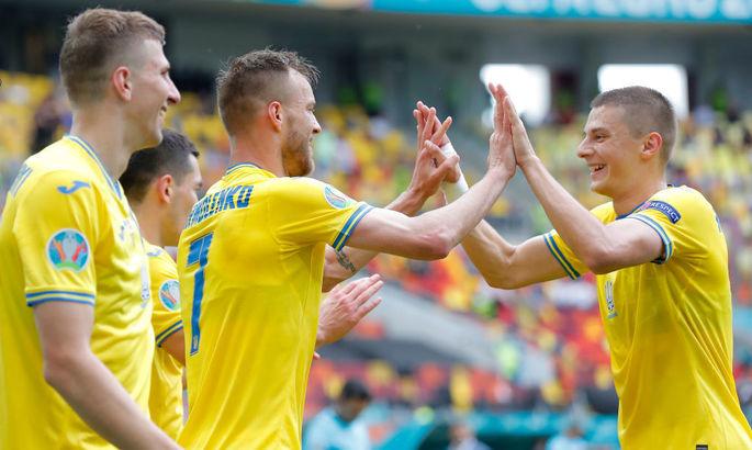 Відомо, скільки збірна України вже заробила на Євро-2020