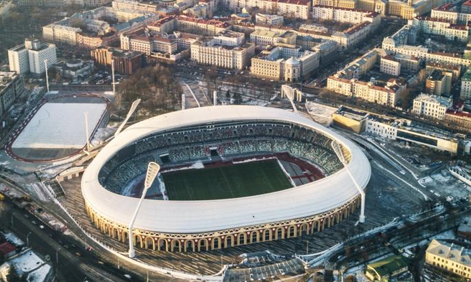 УЕФА запретил мероприятия под своей эгидой в Беларуси