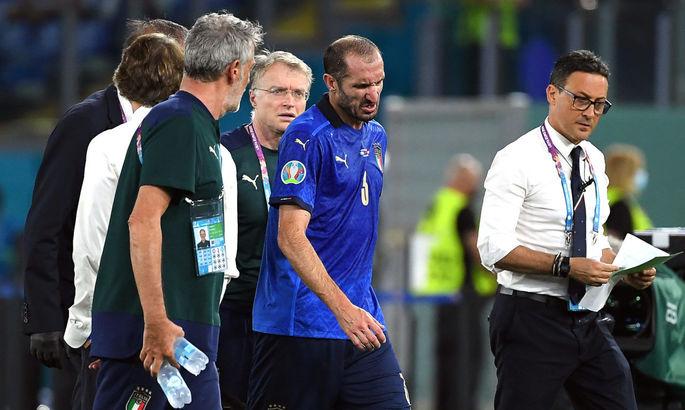 Капитан сборной Италии ждет: Австрия или Украина?