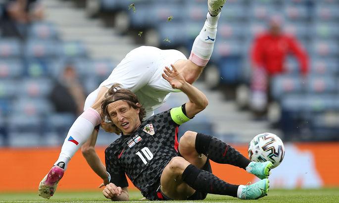 Модрич: С начала квалификации ЧМ-2022 игра Хорватии далека от идеала