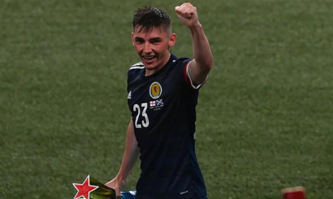 Игру показали, о голах не вспомнили. Англия - Шотландия 0:0