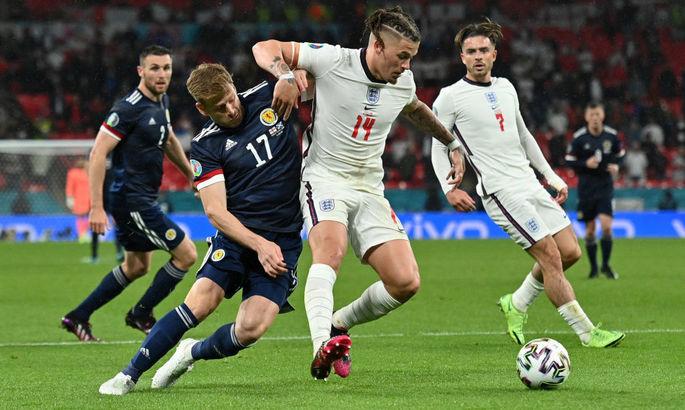 Линекер о матче Англия - Шотландия: Лучшая игра турнира на данный момент