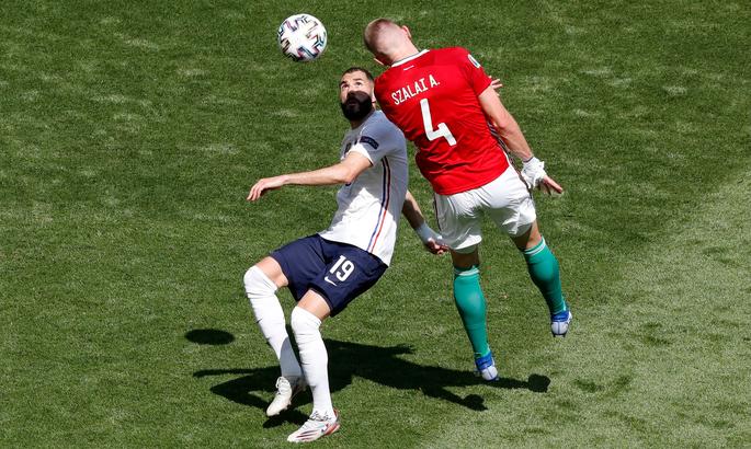 Венгрия 1:1 Франция. Обзор матча и видео голов