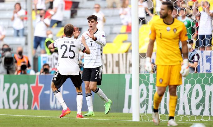 Португалия - Германия 2:4. Германия вернулась!