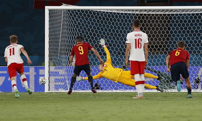Іспанія – Польща 1:1. Відео голів та огляд матчу