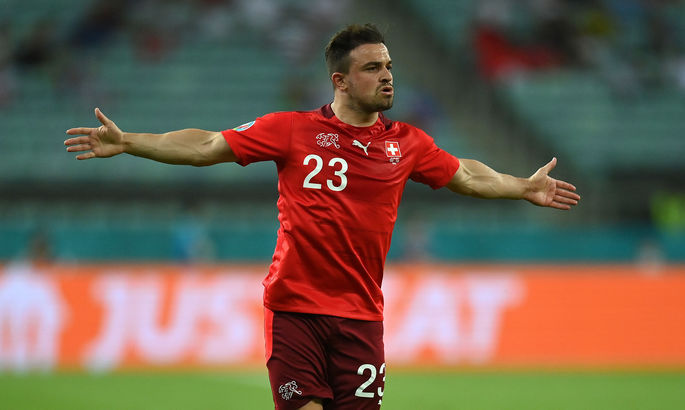 Швейцария - Турция 3:1. Цубер раздавал, Шакири забивал