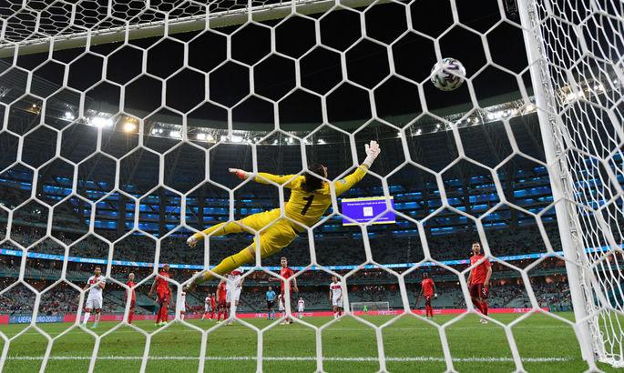 Видео. Красиво в девятку. Кахведжи забил первый гол Турции на Евро-2020