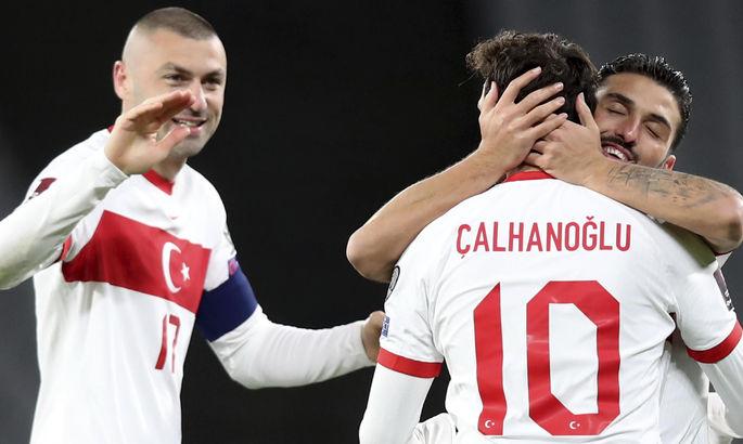 Турция - Норвегия. Анонс и прогноз матча отбора на ЧМ-2022 на 08.10.2021