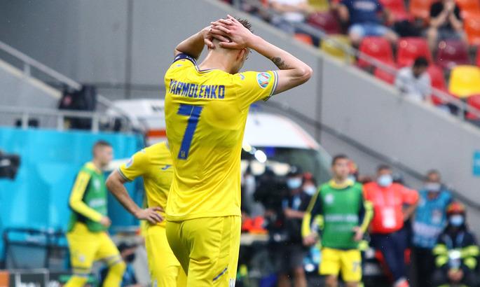 Украина - Австрия 0:1. Полный провал