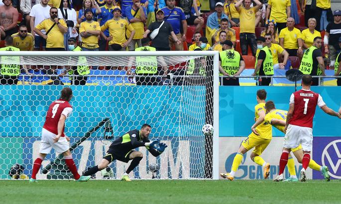 Україна - Австрія 0:1. Повний провал - изображение 1