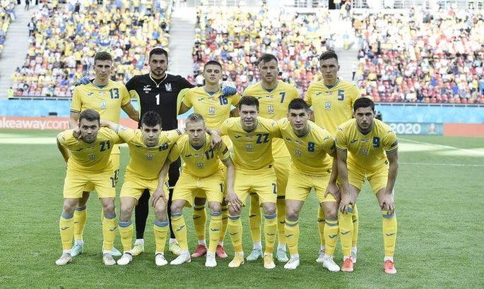 Сборная Украины встретится со Швецией пятый раз в истории